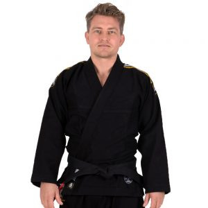 Tatami Mens Nova Absolute BJJ Gi Black