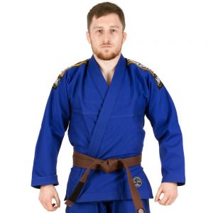 Tatami Mens Nova Absolute BJJ Gi Blue