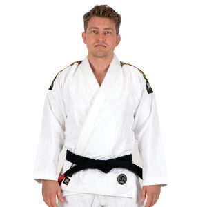 Tatami Mens Nova Absolute BJJ Gi White