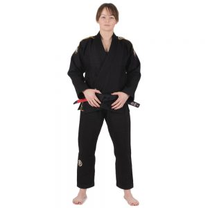 Tatami Womens Nova Absolute BJJ Gi Black