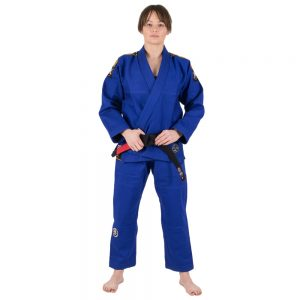Tatami Womens Nova Absolute BJJ Gi Blue