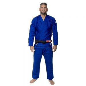 Kingz Mens The ONE Jiu Jitsu Gi Blue