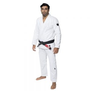 Kingz Mens The ONE Jiu Jitsu Gi White